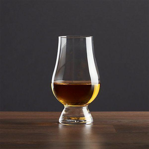 Glencairn Whiskyglas Graveren